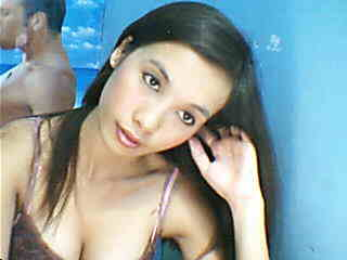 pink flower from Asian Babe Cams